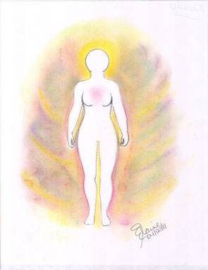 Order your Aura Body Drawing now!