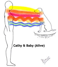 Cathy and Baby