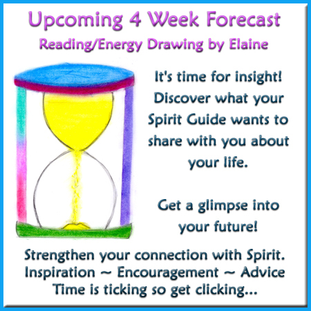 Order the 4 Week Forecast now!