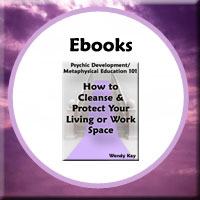 5 Ebooks for Psychic Development by Wendy Kay
