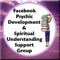 Facebook Psychic Development and Spiritual Understanding Group