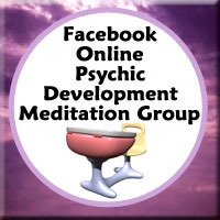 Facebook Online Meditation Group for Psychic Development