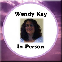 Wendy Kay In-Person Guidance