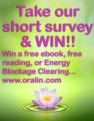 Take our Survey and Win!!