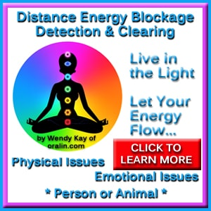 Distance Energy Blockage Detection and Clearing
