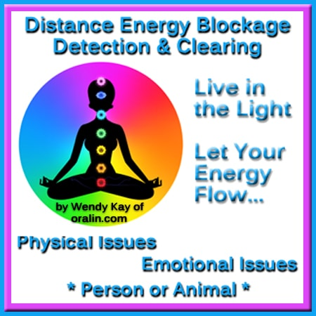 Distance Energy Blockage Detection Clearing